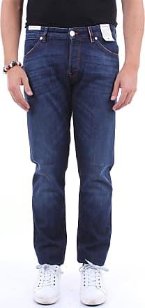 Pantaloni Torino Straight Jeans scuro