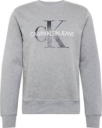 Calvin Klein Jeans Sweatshirt grau