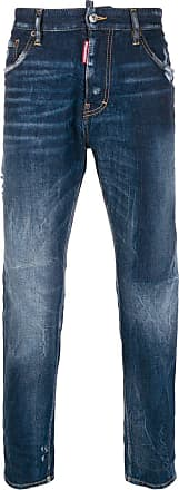 Dsquared2 Dark Shadow straight jeans - Blue