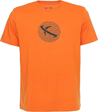 ...Lost Camiseta...Lost Lighting Bolt Laranja