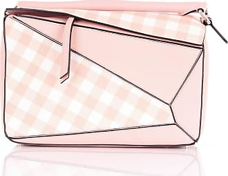 Loewe Hand Bags Pink and white