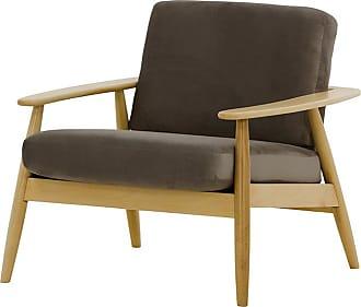 SLF24 Demure Armchair-Velluto 17-like oak