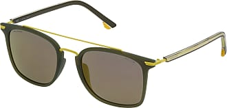 POLICE Unisex Adults/' S1936V536HYH Sunglasses 53 Black Negro