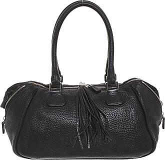 0e5a5602dcfda Chanel gebraucht - Handtasche aus Leder in Schwarz - Damen - Leder
