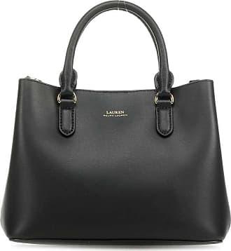 Lauren Ralph Lauren Dryden Marcy II Mini Handtasche schwarz