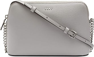 DKNY Bryant Dome Leather Crossbody