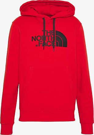 The North Face The North Face Mens Light Drew Peak Hoodie - Red - XXL