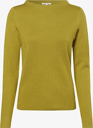 OPUS Damen Pullover - Polviny grün