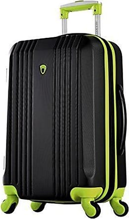 Olympia Apache II 21 Carry-On Suitcase - Black/Lime