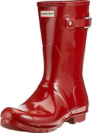 d61815b54a2 Hunter Wmn Org Short Gloss - Botas de Agua Mujer