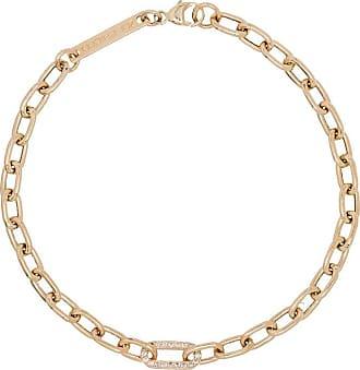 Zoë Chicco Pulseira de ouro 14k com diamante - YELLOW GOLD