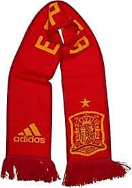 adidas Spain home scarf. The unmistakable home kit colours and a bold Spain graphic help fan the flames of passion for the team as they vie for top internati