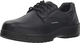 Florsheim Work Mens FS2416 Work Shoe,Black,13 3E US