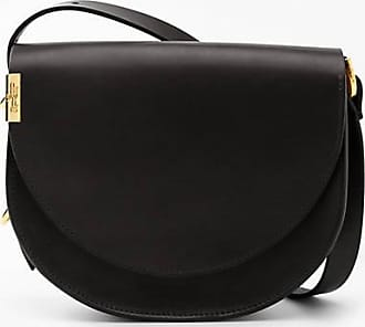 Levi's Premium L Bag Saddle - Black