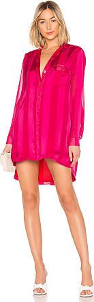 House Of Harlow x REVOLVE Devina Dress in Fuchsia