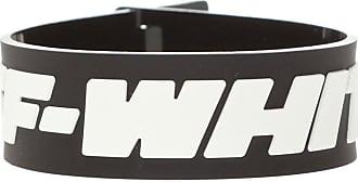 Off-white Bracelet With Logo Mens Black