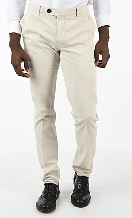 Brunello Cucinelli Stretch Cotton Chino Pant Größe 54