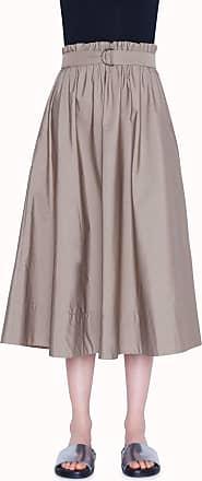 Akris Skirt in popeline cotton