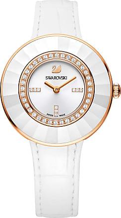 Swarovski Relógio Octea Dressy Ouro Rosa, White