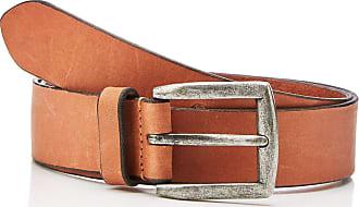 Pieces Womens PCNADY LEATHER JEANS BELT NOOS Belt, Brown (Cognac), 80 cm