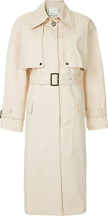 3.1 Phillip Lim belted trench coat - NEUTRALS