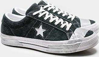 Converse Schwarzer One Star OX Wildleder Limited Sneaker - 8/41,5