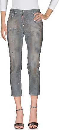 Dsquared2 Bukser i Grå til Kvinner | Stylight