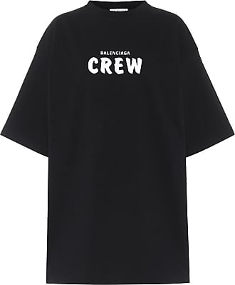 Balenciaga Crew oversized cotton T-shirt