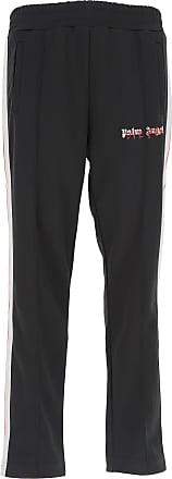 2305f1b02b80ff Palm Angels Pants for Men On Sale, Black, polyester, 2017, 34