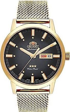 Orient Relógio Orient Masculino Ref: 469gp085 P1kx Automático Dourado
