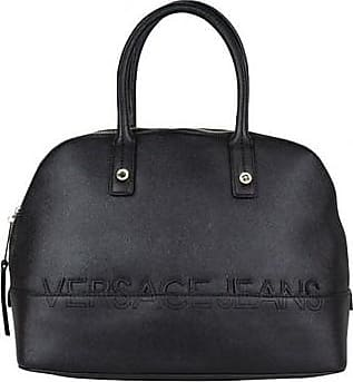 45e05ae80684 Versace Jeans Couture Sac à main demi rond mat saffiano E1VOBBO5