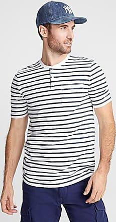 589b794a7f91 White Striped T-Shirts: Shop up to −75% | Stylight