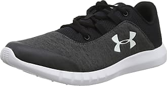 Under Armour MOJO Mens Trainers, Jogging Shoes with Breathable Material and Foam Insole, Fast-Drying Running and Gym Shoes for Men