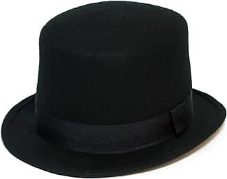 Hat To Socks Soft Top Hat (57 cm, Black)