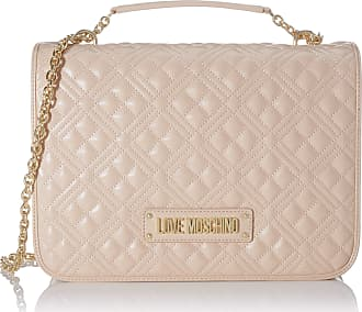 Love Moschino Jc4003pp1a Womens Cross-Body Bag, Beige (Naturale), 13x25x34 centimeters (W x H x L)