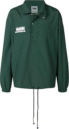 WWWM - What We Wear Matters Jaqueta com logo - Verde