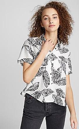 Twik Hawaiian foliage shirt