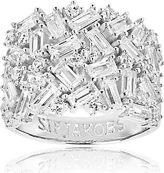 Sif Jakobs Jewellery Ring Antella Grande mit weißen Zirkonia