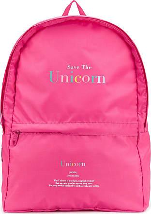 Ireneisgood Mochila Save The Unicorn - Rosa