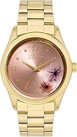 Condor Relógio Condor Feminino Fashion Shake Dourado - Co2035kvx/4t