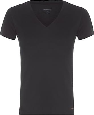 HOPE RESORT T-shirt Gola V Fraldada - Preto