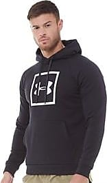 Under Armour brushback fleece overhead hoodie featuring CG ColdGear technology. 1329745-001