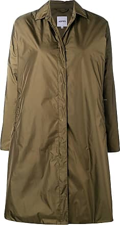Aspesi single breasted coat - Verde