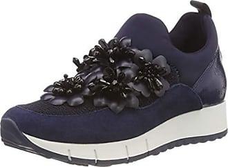 a33a8bde62cf Liu Jo Shoes Mädchen Gigi Slip On Sneaker, Blau (Blue 09361), 35