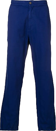 Universal Works casual chino trousers - Blue