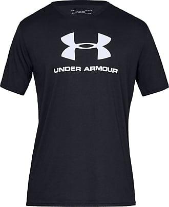 Under Armour Camiseta Sportstyle Logo Preta - Homem - Preto - P BR