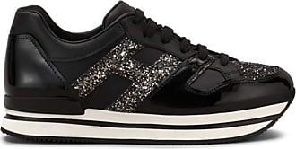 Hogan maxi Hogan sneakers sneakers noires maxi BeQCoWxrd