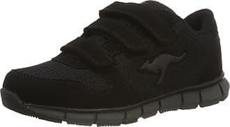 Kangaroos Kangaroos K-bluerun 701 B, Unisex Adults Low-Top Sneakers, Black - Schwarz (Black/Dk Grey 522), 10.5 UK (45 EU)