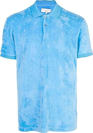 Orlebar Brown Camisa polo 007 X Orlebar Brown - Azul