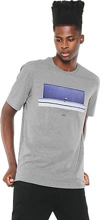 Globe Camiseta Globe Ibirapuera Cinza